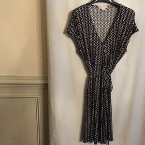 Michael Kors Tie Maxi Dress